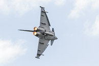Typhoon FGR4 jet fighter